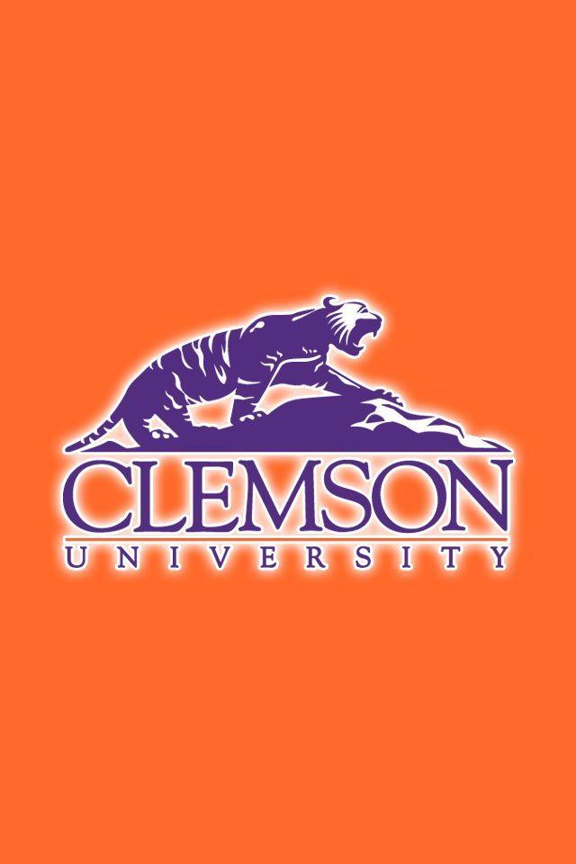 Clemson Tigers Desktop Wallpaper Clemson Clemson Clemson Tigers