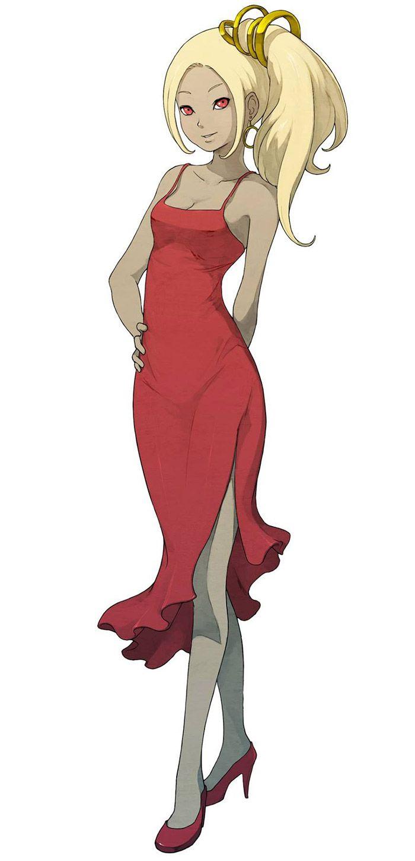 Kat Jazz Singer Costume from Gravity Rush 2