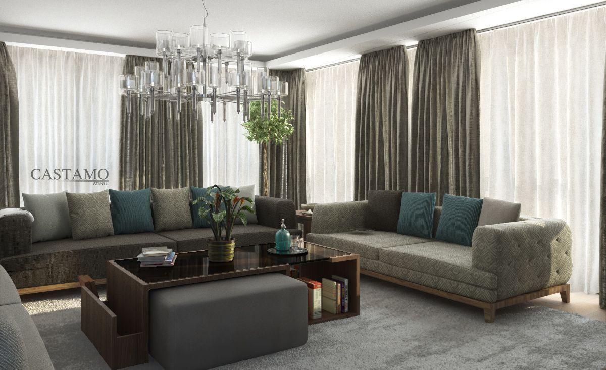 House Kanepe Size Ozel Olcu Ve Renk Secenekleri Ile Magazalarimizda Castamo Mobilya Modoko Masko Modesa Oturmagruplari Kan Interior Home Decor Furniture