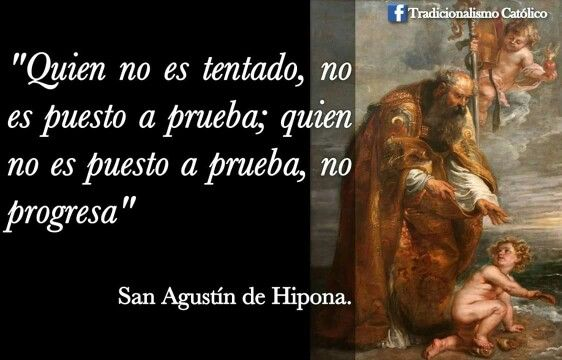 San Agustín De Hipona Frases De San Agustín Frases De