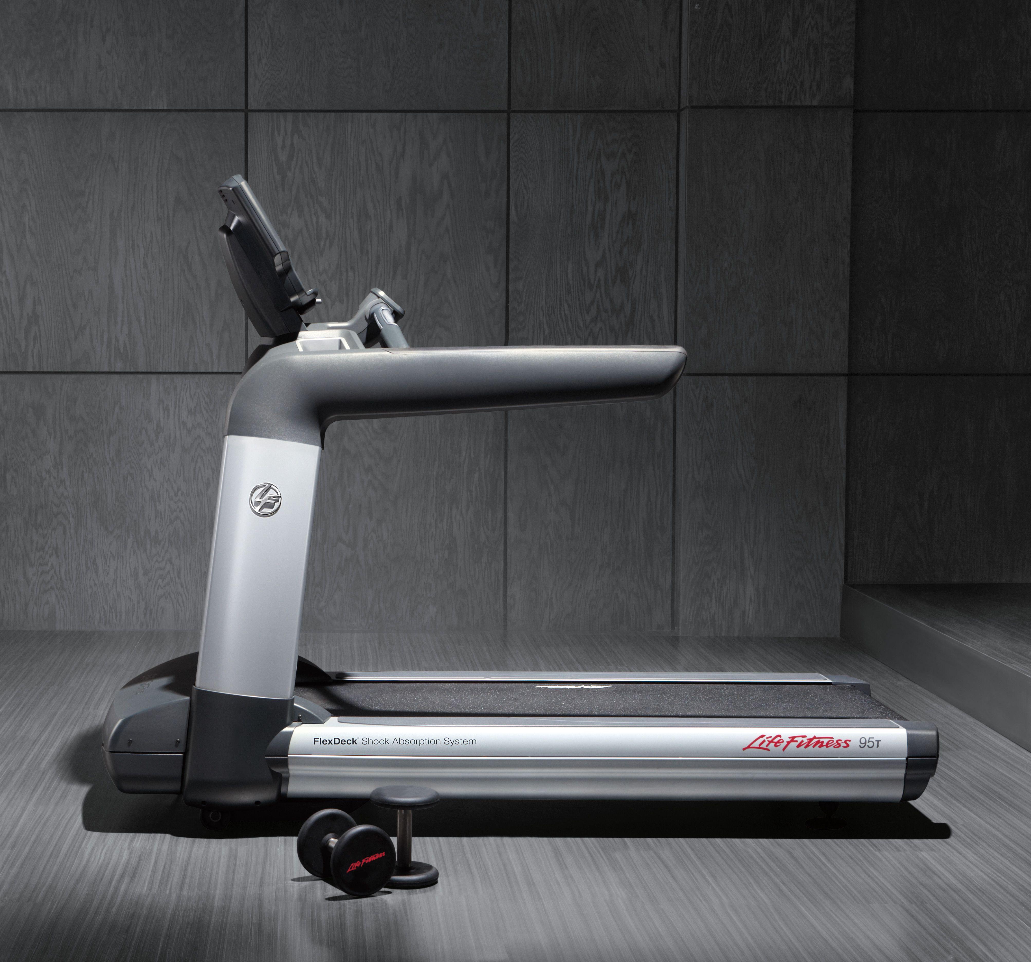 Life Fitness Platinum Club Series Treadmill 2012