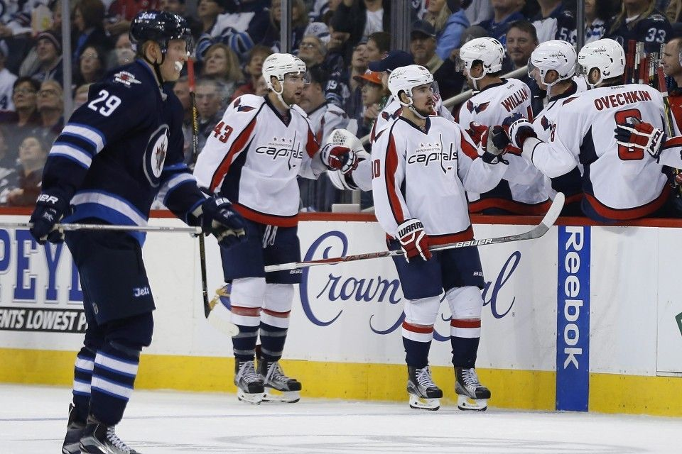 Pregame notes: Tom Wilson staying out of penalty box
