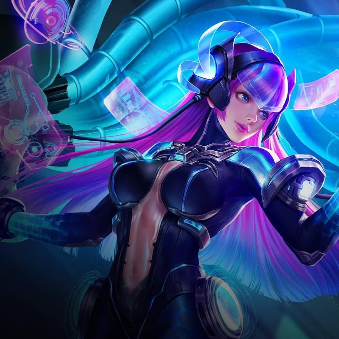 Mobile Legends Lunox Release: Selena Virus Preview Pic
