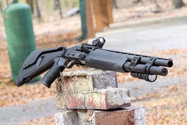 Want To Build Your Mossberg 930 Into The Ultimate Home Defense