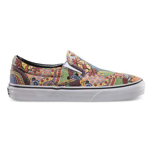 f4a69c3ca8 Van Doren Slip-On. I love a slip-on canvas shoe. The original skate shoe