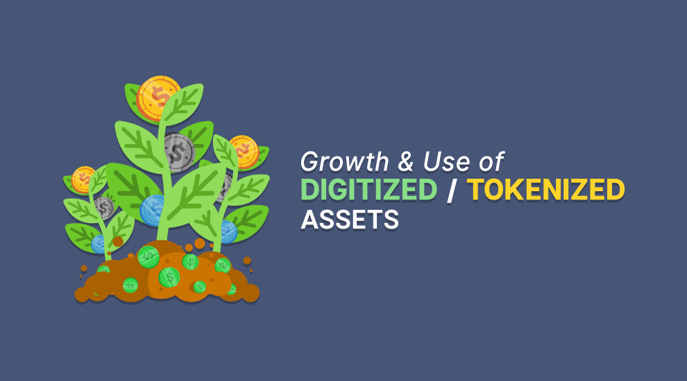 Asset tokenization is a new concept that uses digital