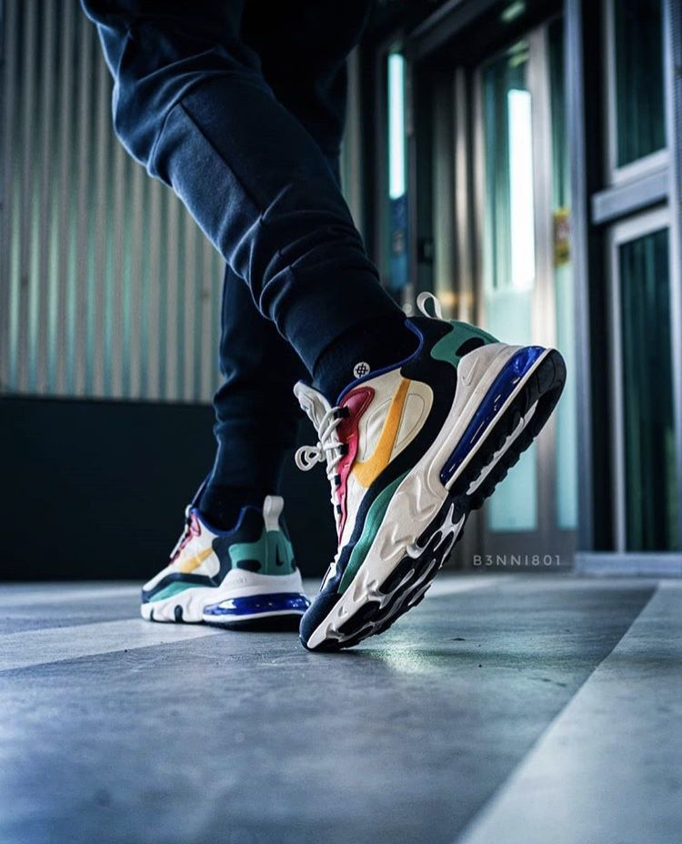 air max 720 vs 270 react