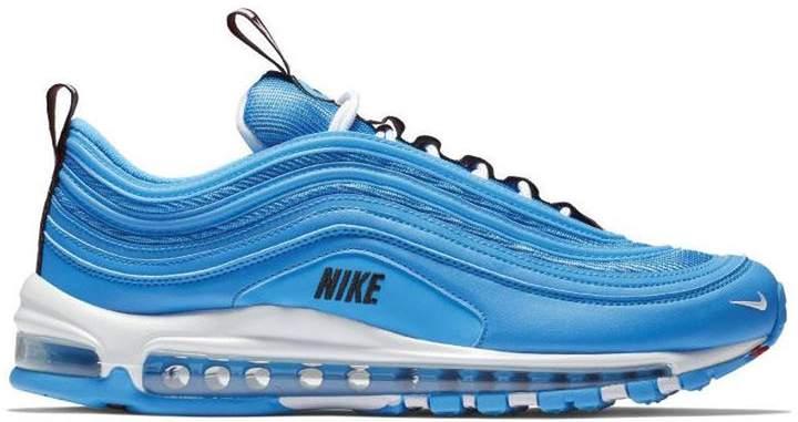 Nike 97 Overbranding Blue Hero in 2020 | Nike air max, Blue