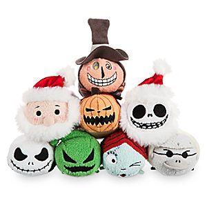 Nightmare Before Christmas Tsum Tsum set