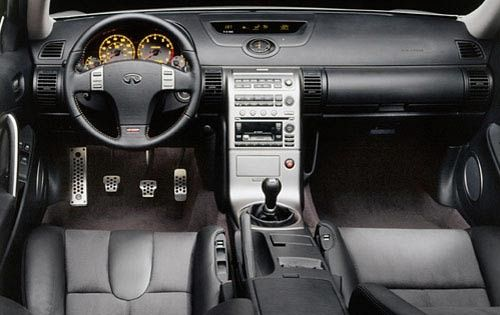 G35 Coupe Interior Year To Year Changes G35driver G35 Coupe