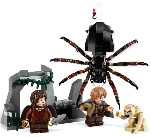 Lego The Lord Of The Rings Shelob Attacks Kids Stuff Lord Of