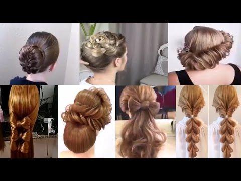 peinados sencillos faciles para cabello largo bonitos y rapidos con trenzas para nia mariposa