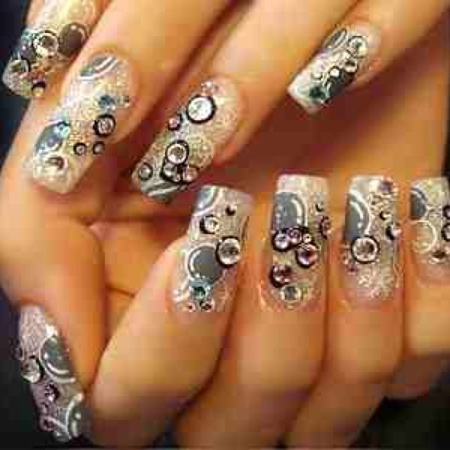 Nice #nailart #nails #nailpolish #naildesigns