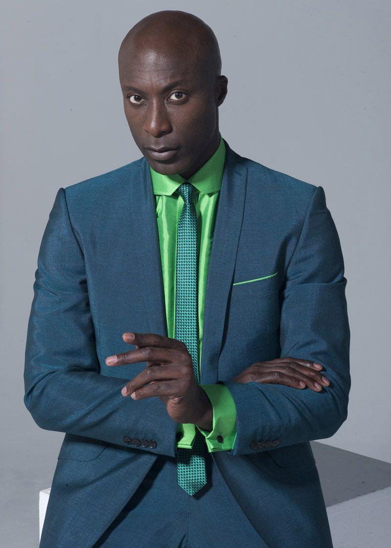 Ozwald Boateng Fashion Sizzle Black Fashion Designers Ozwald Boateng Black Fashion