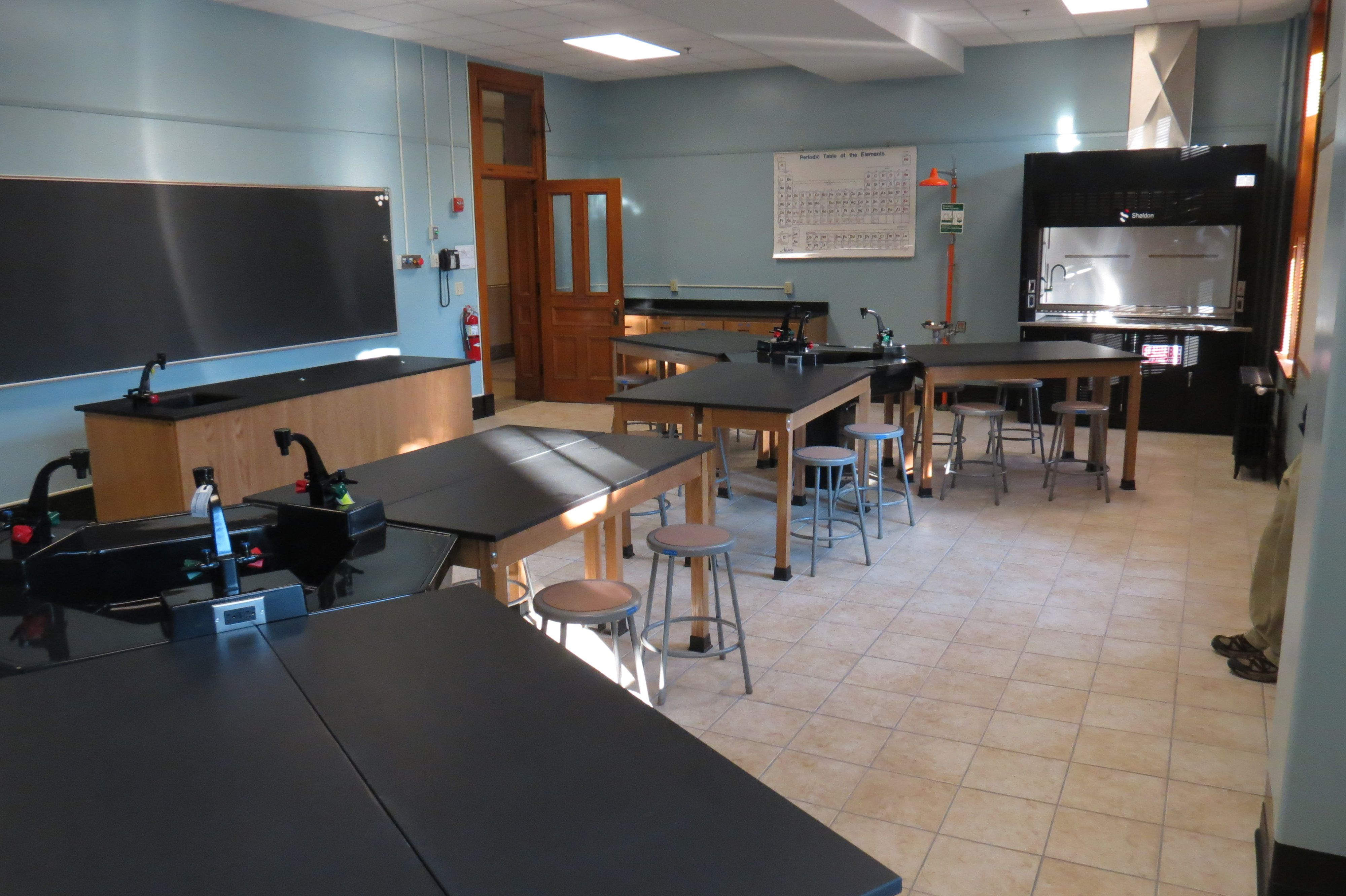 Designing School Lab Spaces