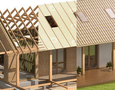 Canadian wood-frame house construction   Miselanious   Pinterest ...