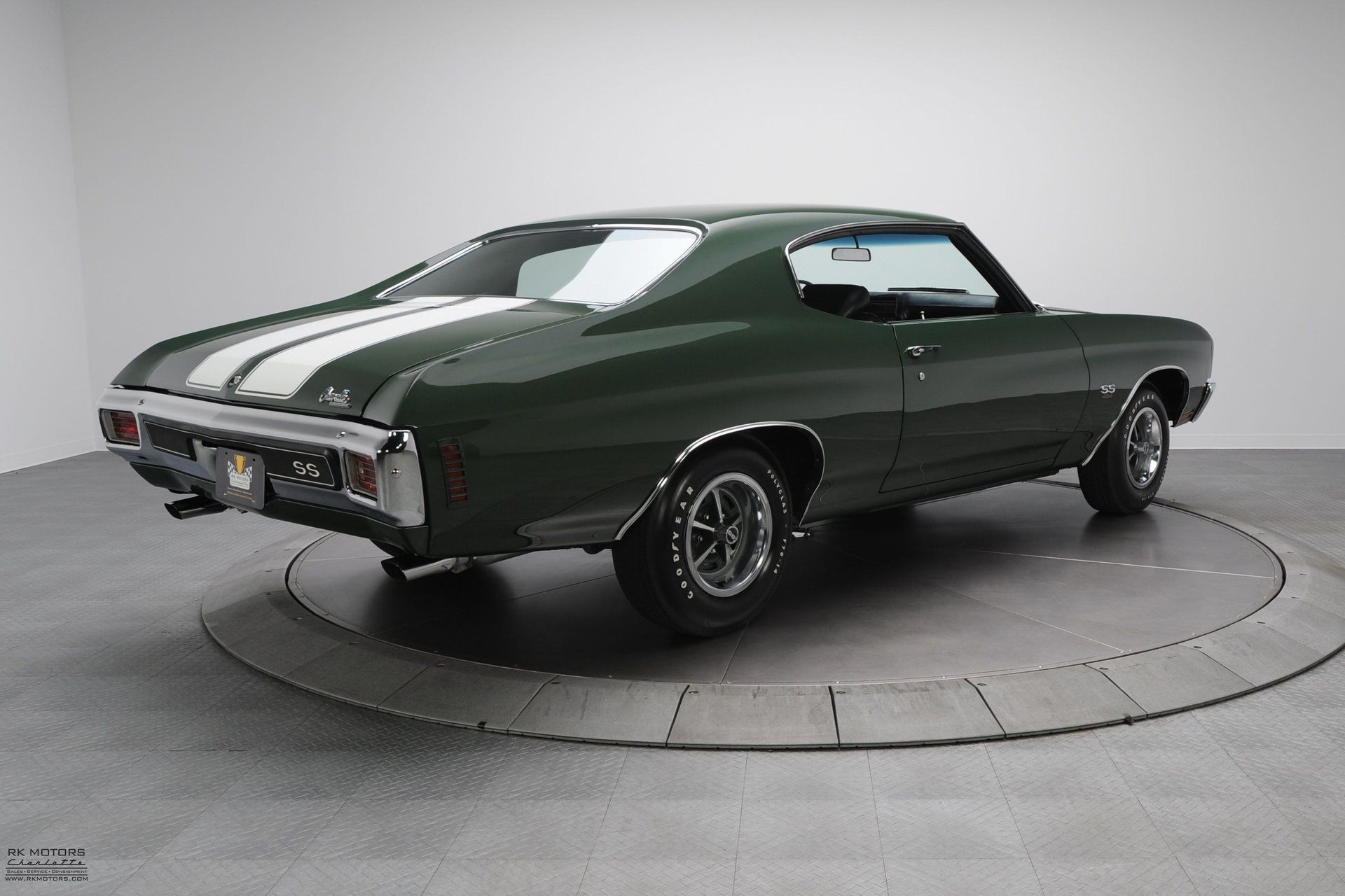 133280 1970 Chevrolet Chevelle RK Motors Classic Cars and