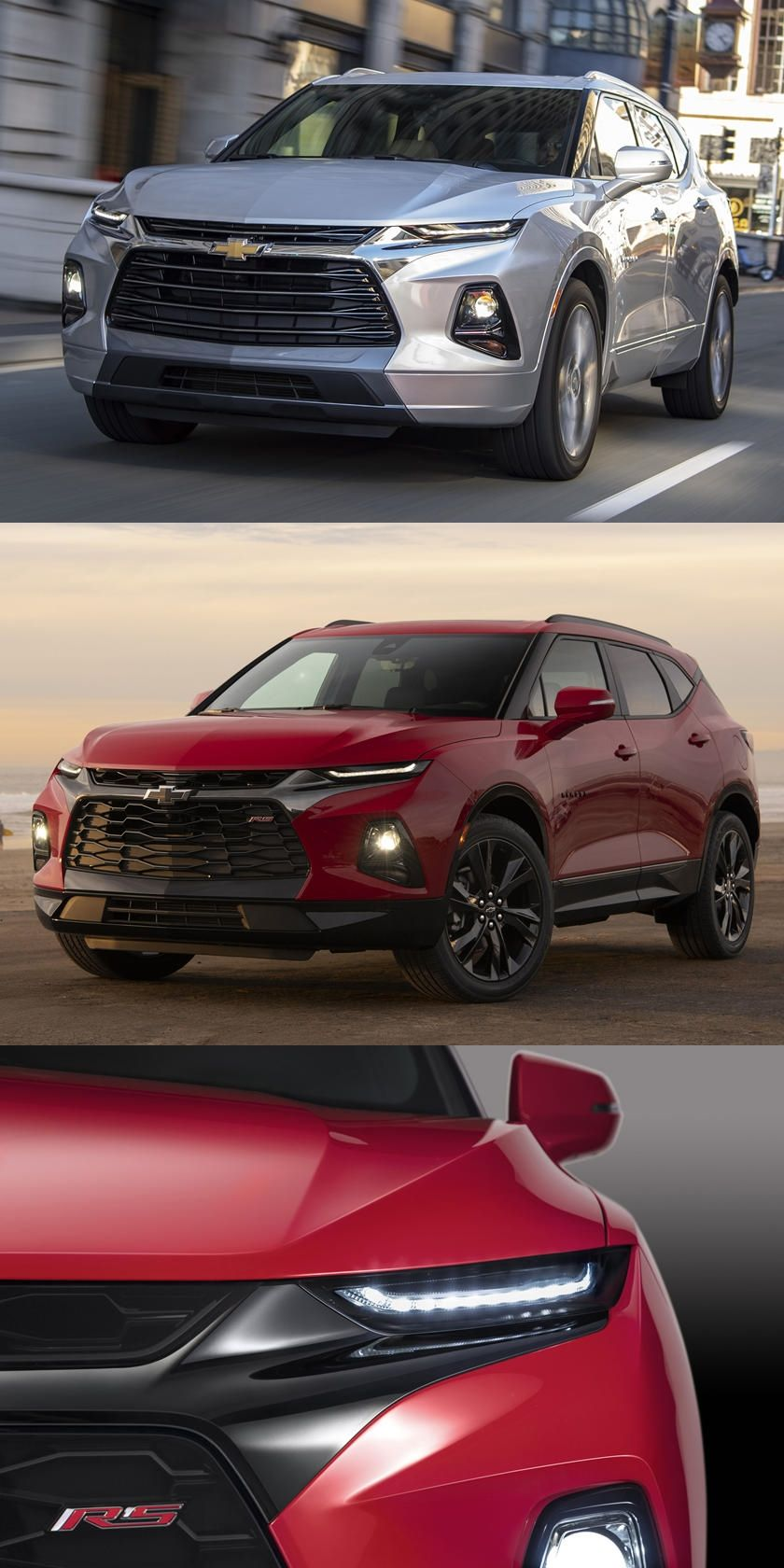 Small Change Has Big Impact On 2020 Chevy Blazer The Turbo Four Isn T The Only Addition To Chevy S New Midsize Cr Chevy Chevrolet Blazer Chevrolet Trailblazer