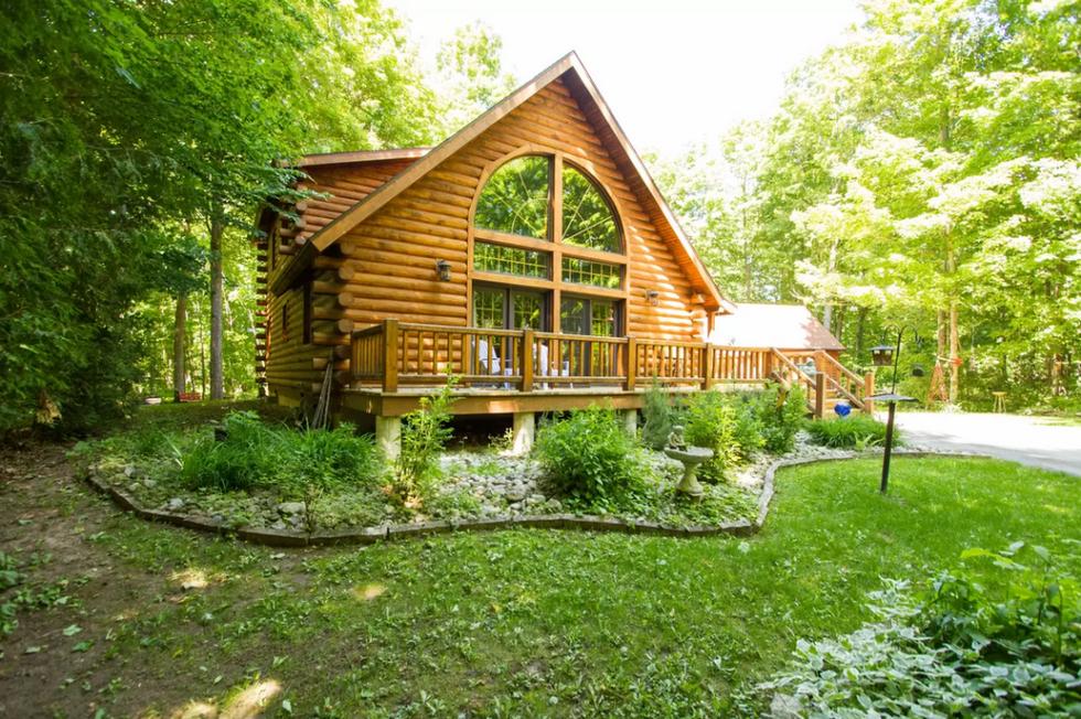 Historic Log Cabin Wisconsin Bing Images Log cabin