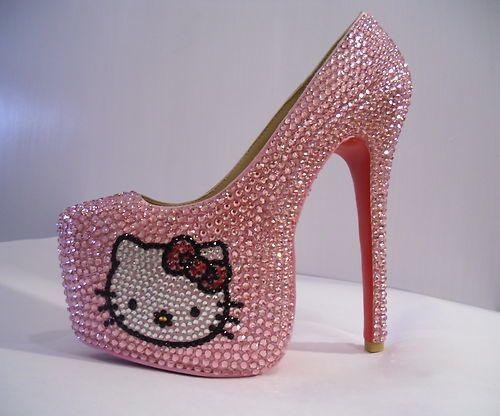 c91b6d12449 حذاءات hello kitty تجميعي :$ - منتديات درر العراق | FASHION | Hello ...