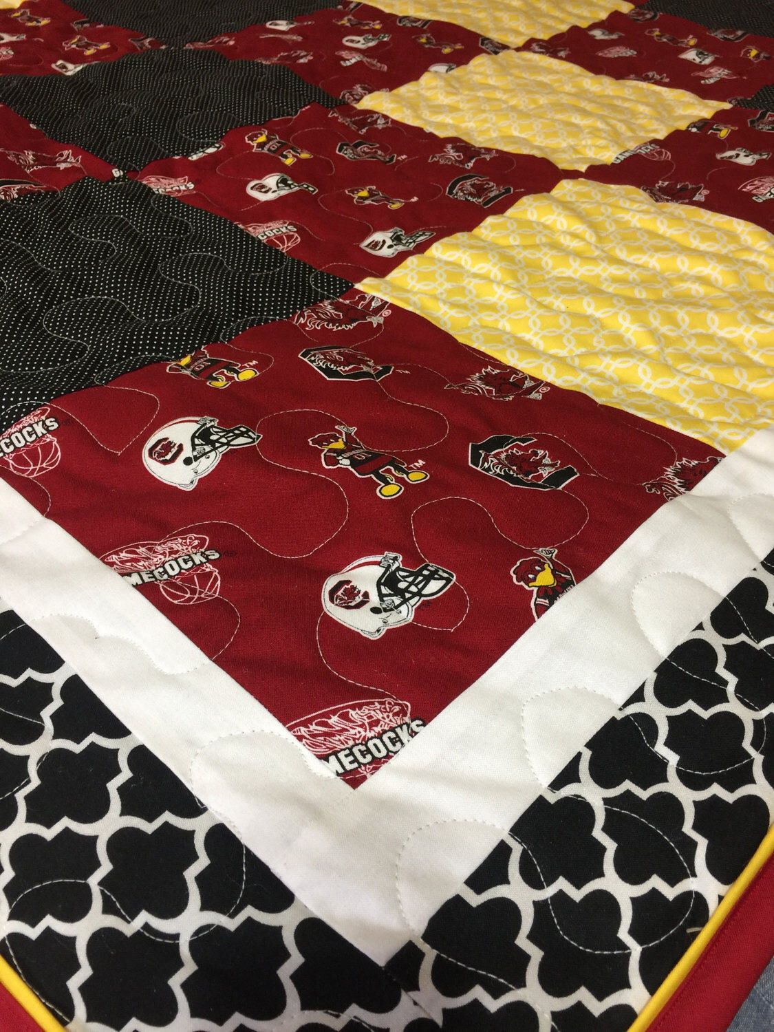 A personal favorite from my Etsy shop https://www.etsy.com/listing ... : south carolina quilt shops - Adamdwight.com