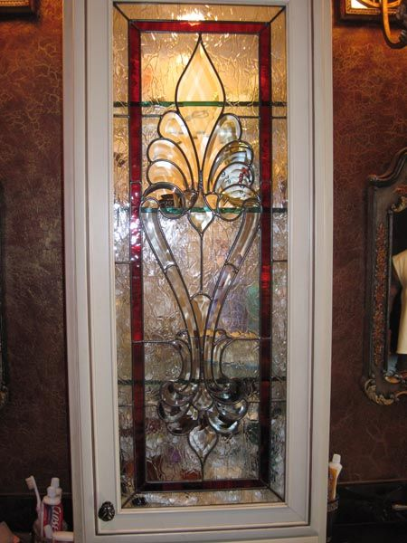 Stained Glass Kitchen Cabinet Doors Cabinet Doors Kitchen Ideas