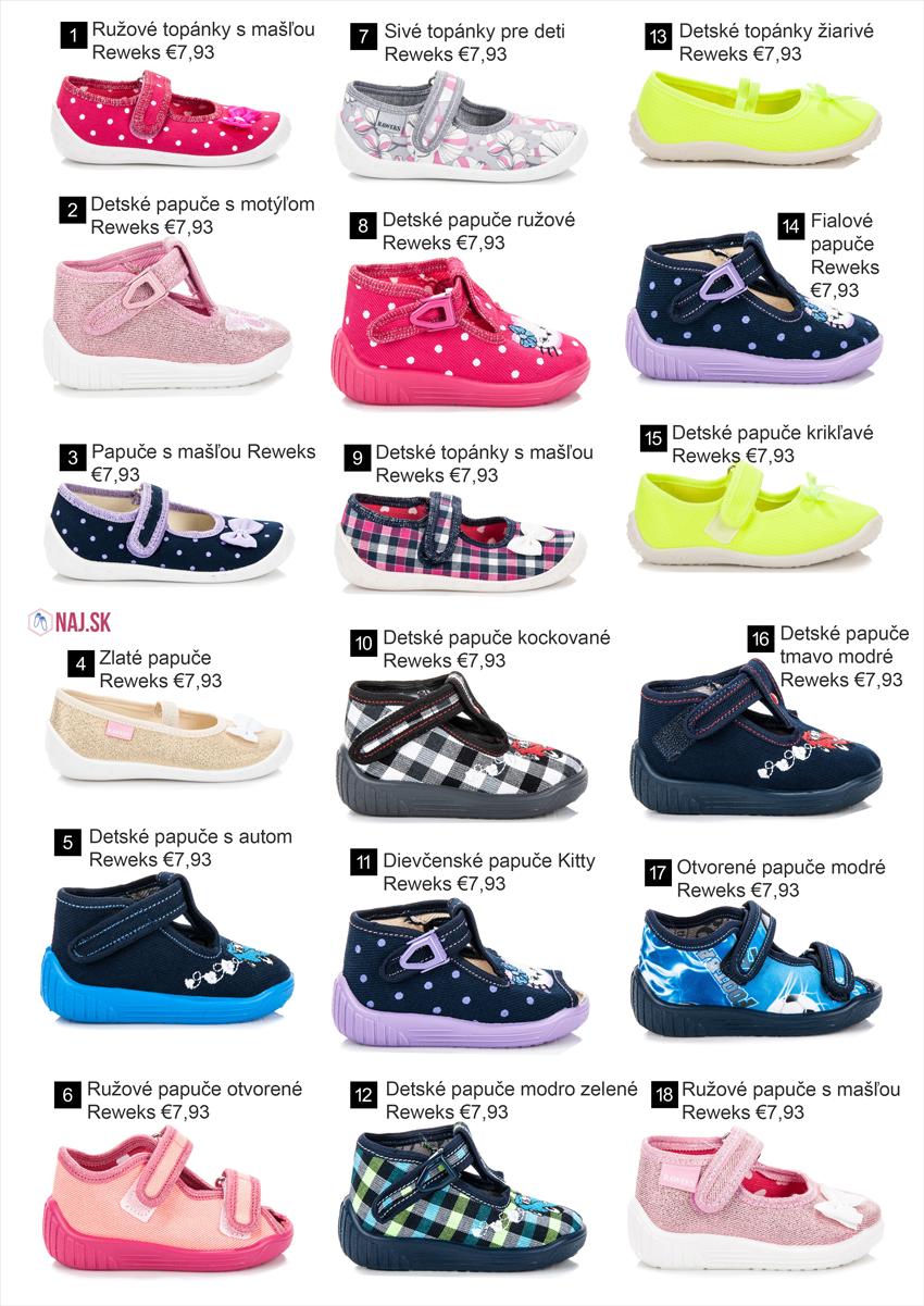 Ružové topánky s mašľou Reweks 756e56a01bd