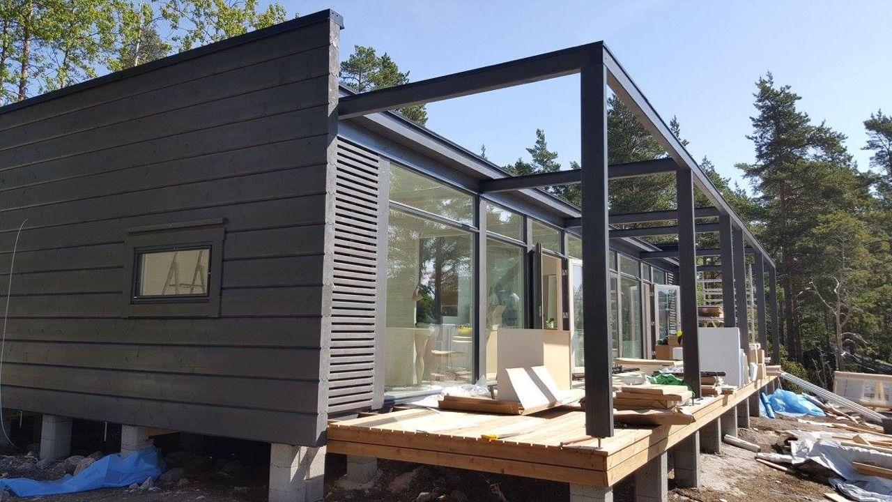 Construire Soimême Sa Maison Bois Massif Kontio Cest Possible Www - Construire soi meme sa maison