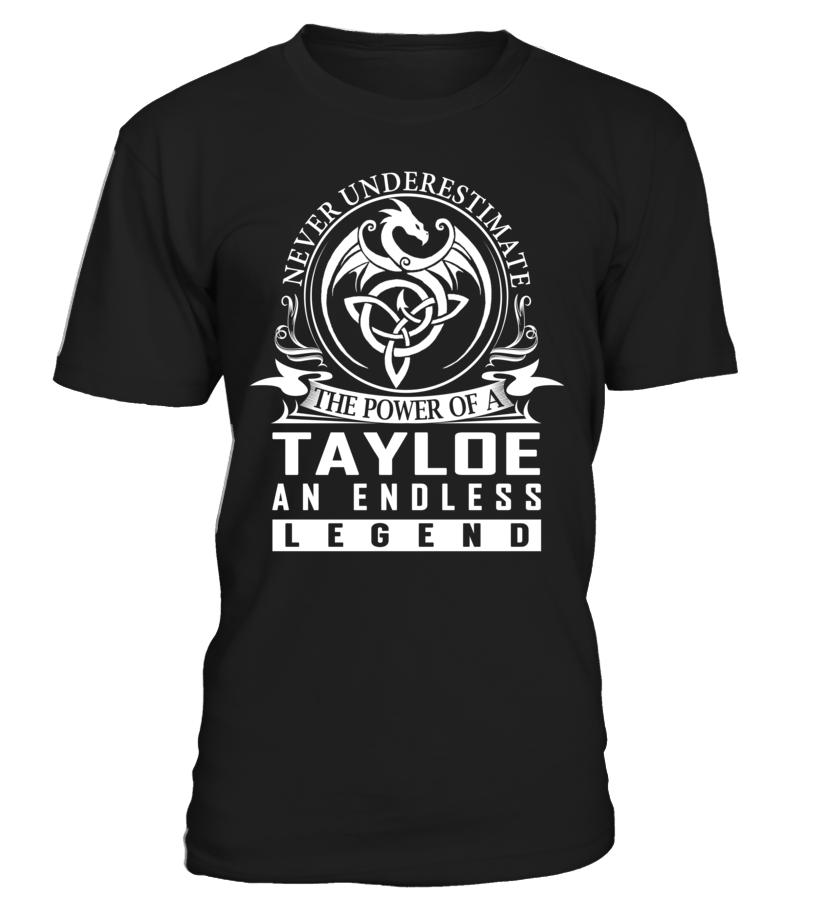 TAYLOE - An Endless Legend #Tayloe