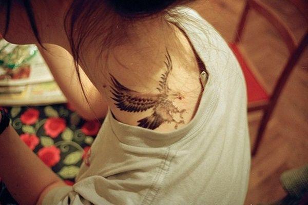 eagle tattoo designs (70)
