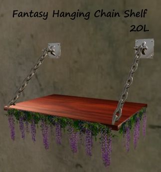 Hanging Chain Shelf From Wall Diy Projects In 2019