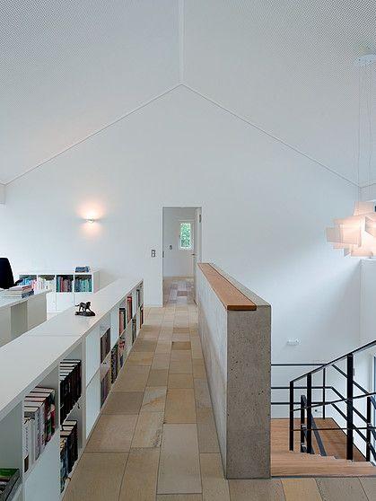 Büro, Galerie, Treppe | Bild: Herbert Stolz | Galerie Treppe ...