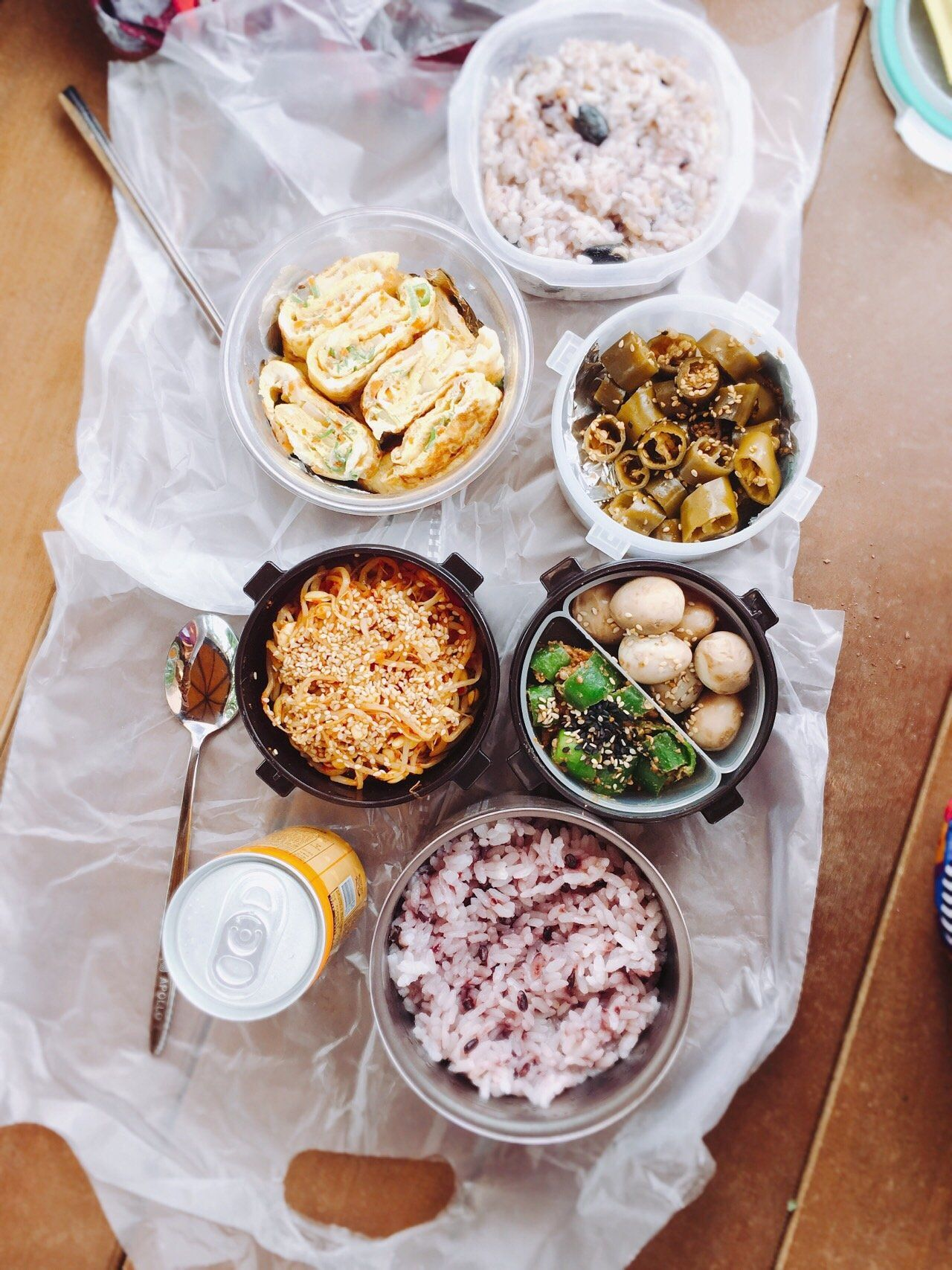 Korean lunchbox