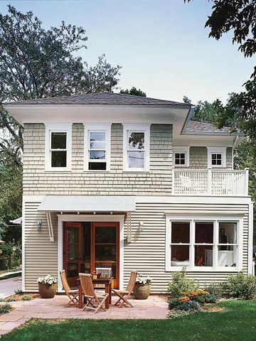 Home Exterior Makeovers You Have To See To Believe With
