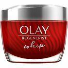 Olay Light As Air Finish Face Moisturizer Cream Oil Free Regenerist Whip