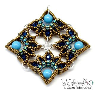 Lotus Drop Pendants  / Bracelets - 2