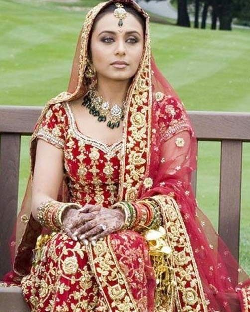 The Most Iconic Movie Wedding Dresses Of All Time Bollywood Bridal Indian Wedding Dress Indian Wedding Sari