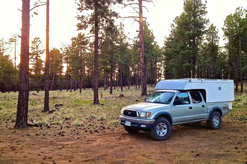 How To Build A Lightweight Truck Camper [The DIY Guide] in