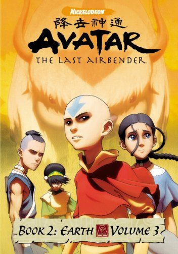 Avatar The Last Airbender Book 2 Earth Vol 3 Paramount Home Video Http Www Amazon Com Dp B000na21ww R Avatar The Last Airbender The Last Airbender Avatar