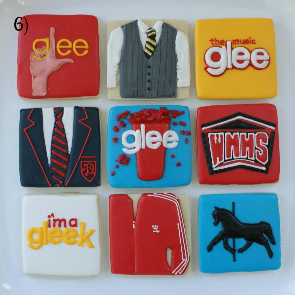 Kookie Kreations by Kim: TV Show Collaboration | cookies | Pinterest ...