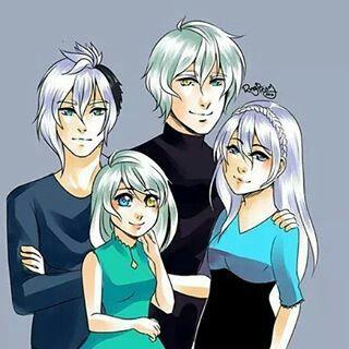 Nossa Familia Lys Desenhos De Amor Tumblr Amor Doce Lysandre