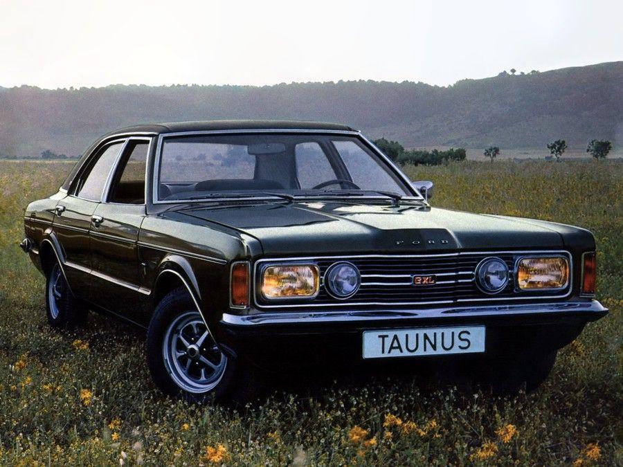Ford taunus 1300 1600 2000 1971 1975 cars pinterest for Garage citroen grenade