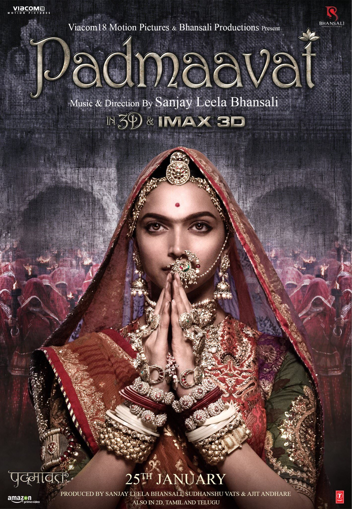 Padmaavat 2018 Tamil Dubbed Movie Free Download Full Hd Bluray