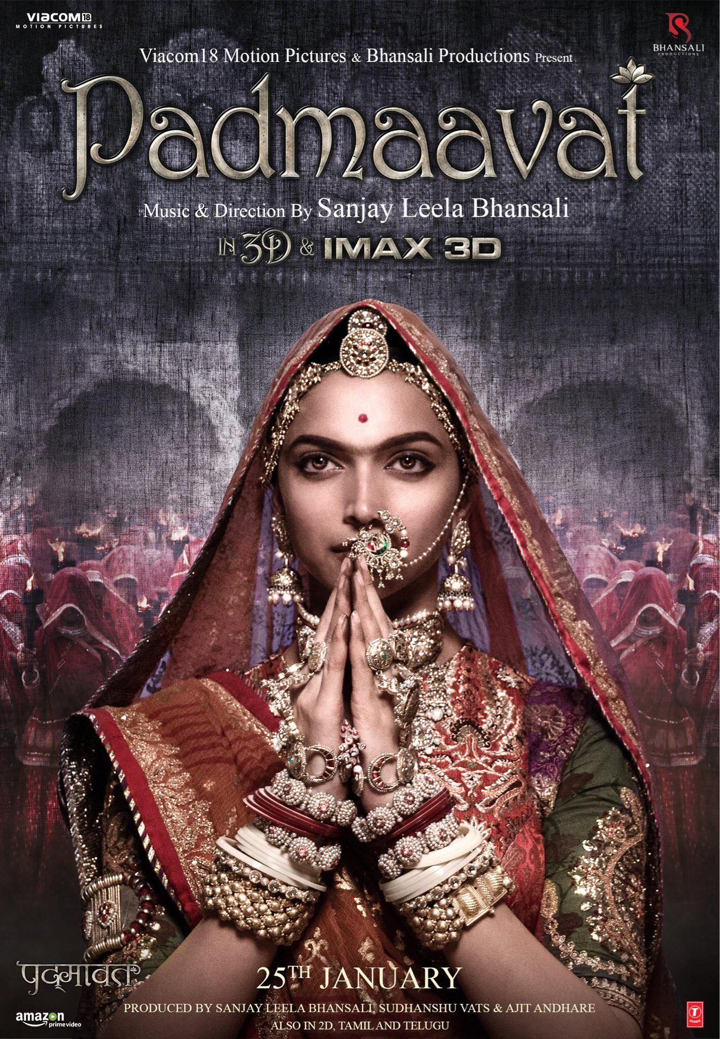 Padmaavat 2018 Tamil Dubbed Movie Free Download Full Hd Bluray Camrip Dvdscr