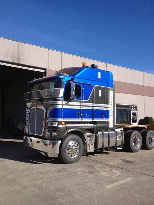 Heavy Haul Australia (HHA) Kenworth K200.... beautiful fuckin truck ...