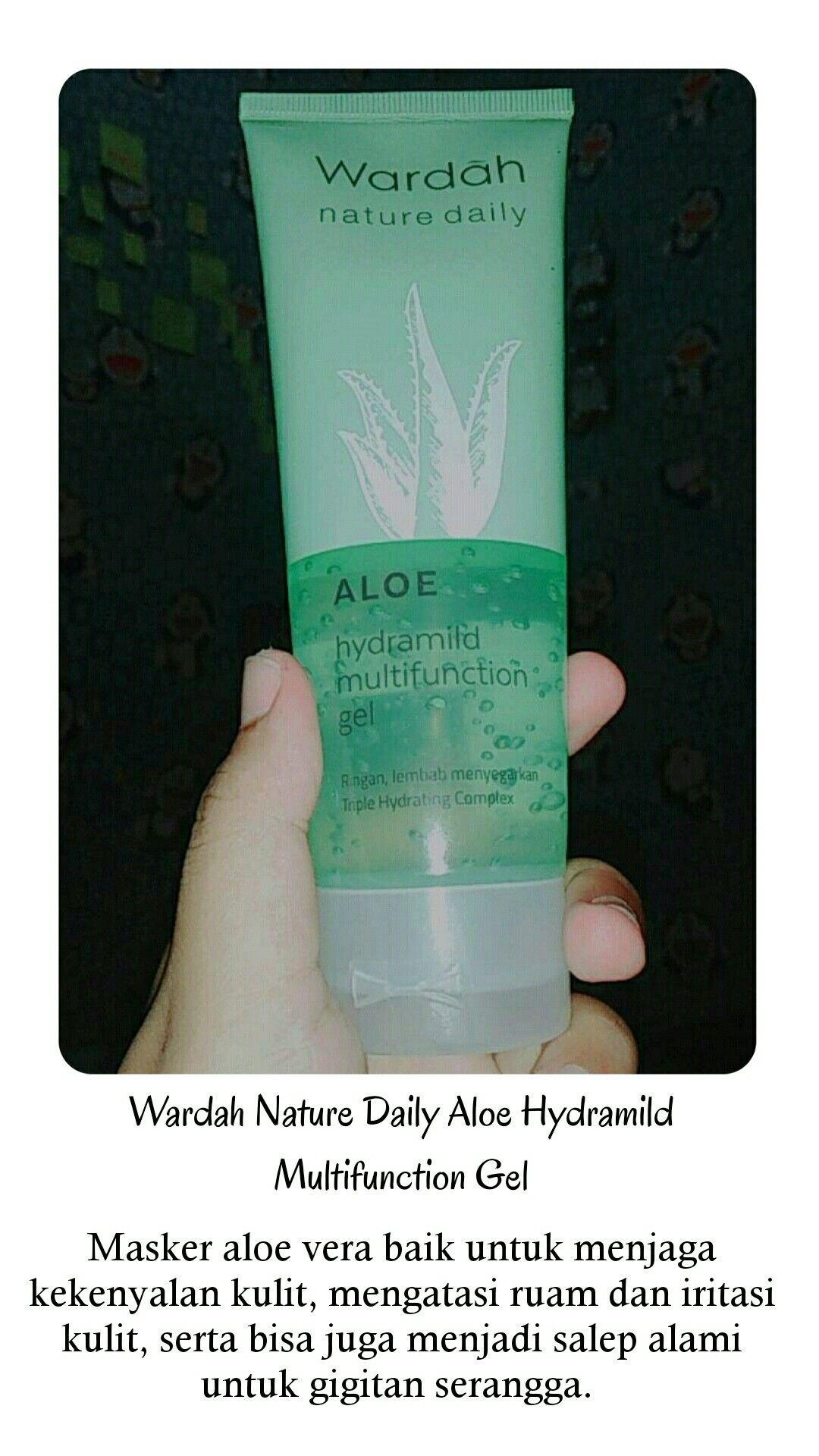 Aloe Vera Untuk Kulit Kering Dan Berjerawat