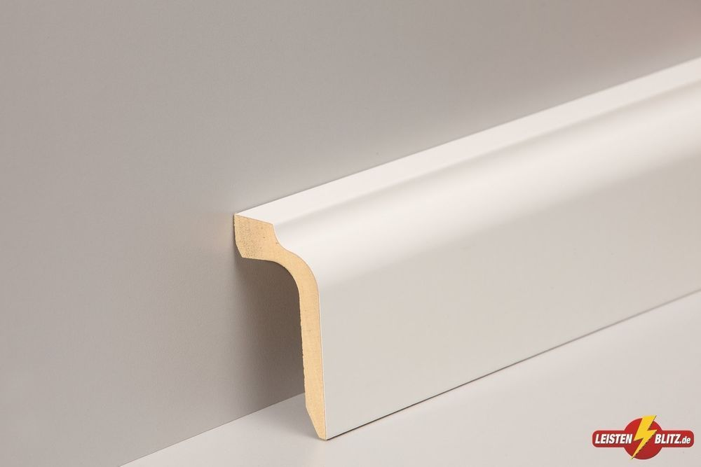 Verkleidung Weiss 90mm Heizrohr Abdeckung Kabelkanal Sockelleiste Weiss Ebay Sockelleisten Rohre Heizungsrohre