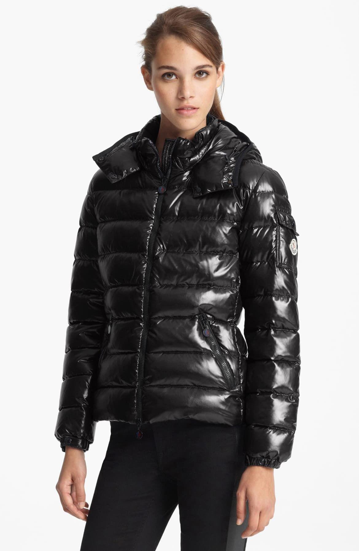 Moncler Bady Short Down Coat Main Color 001 Down Coat Puffer Jacket Women Moncler [ 1794 x 1170 Pixel ]