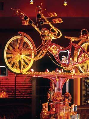 El Vez Restaurant Philadelphia Low Rider Bicycles Are The