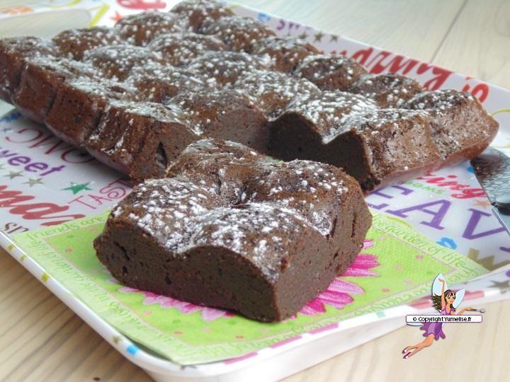 Le meilleur brownie du monde recette de cuisine ou sujet sur yumelise blog culinaire que ces - Meilleur cuisine du monde ...